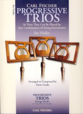 Progressive Trios 1 (Strings)