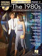 The 1980s piano vol 8 bk cd sheet music by smokey for 1980s house music