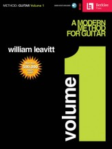 Modern Method For Guitar (Bk/Cd)