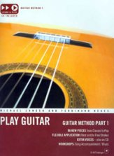 Play Guitar Part 1 (Bk/Cd)