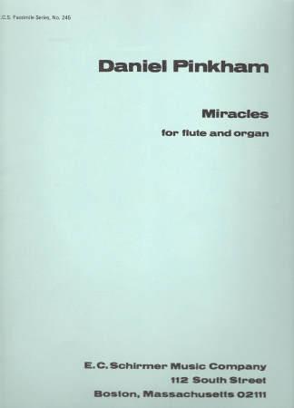 MIRACLES (W/ORGAN)