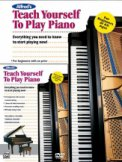 Teach Yourself To Play Piano (Bk/Dvd)