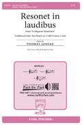 Resonet In Laudibus (Fr O Magnum Mysteri