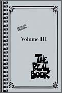 Real Book Vol 3 (Mini)