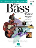 Play Bass Today Vol 1 W/CD