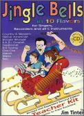 Jingle Bells In 10 Flavors (Bk/Cd)