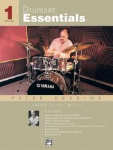 Drumset Essentials Vol 1 (Bk/Cd)
