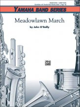 Meadowlawn March: B-flat Tenor Saxophone