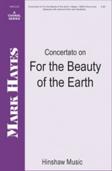 Concertato On For The Beauty of The Eart