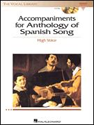 Anthology of Spanish Song (High)