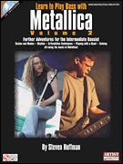 Learn To Play Bass With Metallica Vol 2