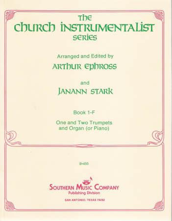 CHURCH INSTRUMENTALIST BK 1F (W/ORGAN)