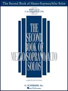 The Second Book Of Mezzo-Soprano Solos