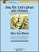 Sing The Lord's Prayer With Orchestra (B