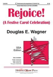Rejoice (A Festive Carol Celebration)