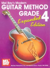 Modern Guitar Method Gr 4 Expanded