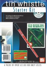 Tin Whistle Starter Kit, The