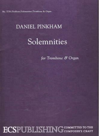 SOLEMNITIES (W/ORGAN)
