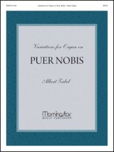 VARIATIONS FOR ORGAN ON PUER NOBIS