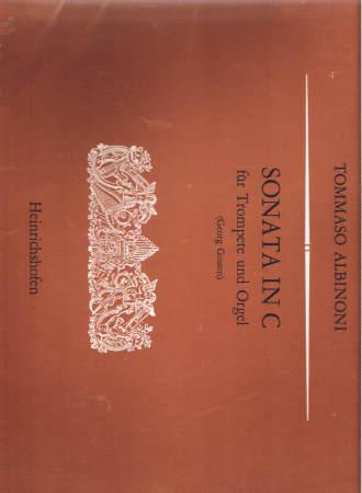 SONATA IN C (W/ORGAN)