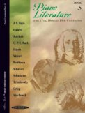 Piano Literature Bk 5
