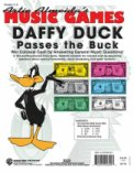 Music Games Daffy Duck Passes The Buck