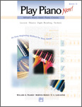 Play Piano Now Bk 1 (Bk/Cd)