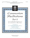Communion Meditations Set 2
