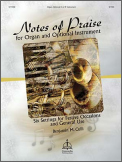 Notes of Praise For Organ And Optional I