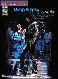 Deep Purple Greatest Hits (Bk/Cd)