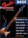 Fender Guitar Classics Bass Vol 1