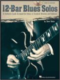 12-Bar Blues Solos (Bk/Cd)