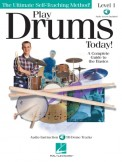 Play Drums Today Vol 1 (Bk/Cd)