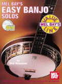 Easy Banjo Solos (Bk/Cd)