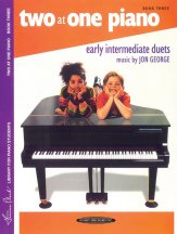 Two At One Piano Bk 3 (Jf 98-00)