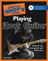 Playing Rock Guitar (Bk/Cd)