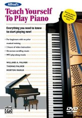 Teach Yourself To Play Piano (Dvd)