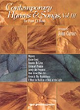 CONTEMPORARY HYMNS AND SONGS VOL III