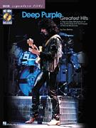 Deep Purple Greatest Hits (Bk/Cd)