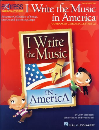 I WRITE THE MUSIC IN AMERICA (SET 2)
