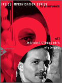 Melodic Structures Vol 1 (Bk/Cd)