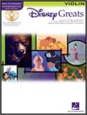 Disney Greats (Bk/Cd)