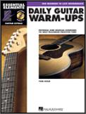 Daily Guitar Warm-Ups (Bk/Cd)