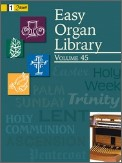 Easy Organ Library Vol 45