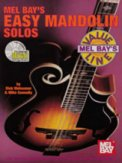 Easy Mandolin Solos (Bk/Cd)