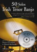 50 Solos For Irish Tenor Banjo (Bk/Cd)