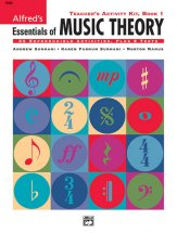 Essentials of Music Theory-Act Kit #1