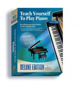 Teach Yourself To Play Piano Deluxe Ed