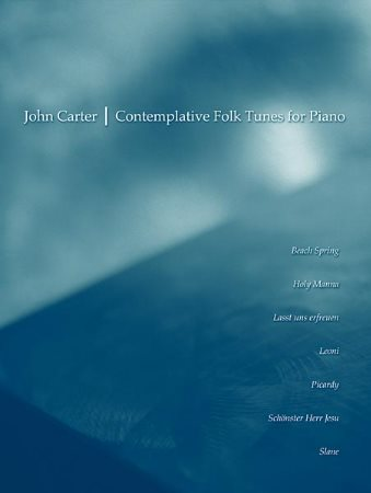 CONTEMPLATIVE FOLK TUNES FOR PIANO