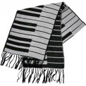 Winter Scarf: Keyboard (Cashmere-Like)